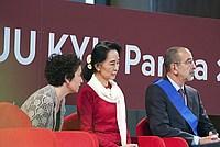 Foto Aung San Suu Kyi a Parma - 2013 Aung_San_Suu_Kyi_054