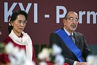 Foto Aung San Suu Kyi a Parma - 2013 Aung_San_Suu_Kyi_055