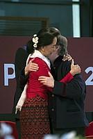 Foto Aung San Suu Kyi a Parma - 2013 Aung_San_Suu_Kyi_087