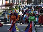 Foto Carnevale Borgotarese Anteprima 2007 Anteprima sfilata 2007 006