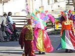 Foto Carnevale Borgotarese Anteprima 2007 Anteprima sfilata 2007 007