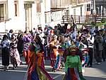 Foto Carnevale Borgotarese Anteprima 2007 Anteprima sfilata 2007 010