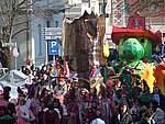Foto Carnevale Borgotarese Anteprima 2007 Anteprima sfilata 2007 060