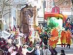 Foto Carnevale Borgotarese Anteprima 2007 Anteprima sfilata 2007 063