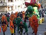 Foto Carnevale Borgotarese Anteprima 2007 Anteprima sfilata 2007 075