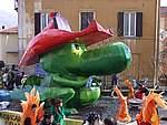 Foto Carnevale Borgotarese Anteprima 2007 Anteprima sfilata 2007 082