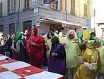 Foto Carnevale Borgotarese Anteprima 2007 Anteprima sfilata 2007 244