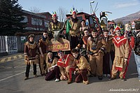 Foto Carnevale in piazza 2013 by Alessio Carnevale_Bedonia_2013_086