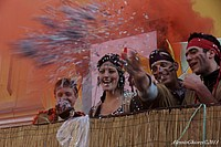 Foto Carnevale in piazza 2013 by Alessio Carnevale_Bedonia_2013_127