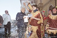 Foto Carnevale in piazza 2013 by Alessio Carnevale_Bedonia_2013_188