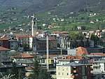 Foto Esercitazione prevenzione incendi 2007 Borgotaro dalla pineta 13