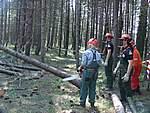 Foto Esercitazione prevenzione incendi 2007 Prevenzione incendi 2007 25
