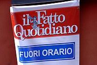 Foto Festa de Il Fatto Quotidiano 2012 ilFatto_FuoriOrario_105