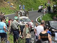 Foto Giro Italia 2014 - Giulia e Gregorio Giro_2014_Gregorio_Rossi_09