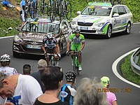 Foto Giro Italia 2014 - Giulia e Gregorio Giro_2014_Gregorio_Rossi_65