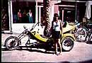 Foto Ibiza 2004 Ibiza 2004 044 Fra e la mia moto