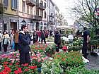 Foto Milano - Fiera dei fiori 2004 005 Fiera dei fiori sul naviglio grande