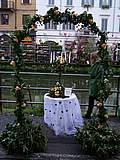 Foto Milano - Fiera dei fiori 2004 010 Composizione floreale