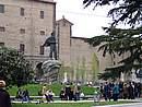 Foto Parma piazza della Pace