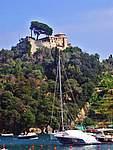 Foto Portofino e Santa Margherita Castello di Portofino dalla piazzetta