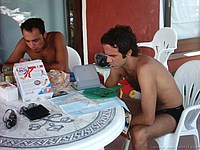 Foto Sardegna 2003 sardegna-17-colazione