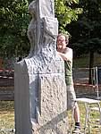 Foto Simposio di Scultura 2006 Simposio di scultura 2006 009
