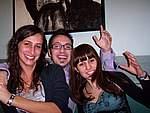 Foto Stasera che sera 2007 Amici 18 Lalla Lele e Titti
