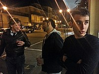 Foto Stop Hoe Band - Cena Stagione 2014 StopHoeBand_2014_002