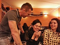 Foto Stop Hoe Band - Cena Stagione 2014 StopHoeBand_2014_007