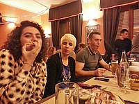 Foto Stop Hoe Band - Cena Stagione 2014 StopHoeBand_2014_013