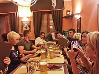 Foto Stop Hoe Band - Cena Stagione 2014 StopHoeBand_2014_014