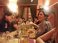Foto Stop Hoe Band - Cena Stagione 2014 StopHoeBand_2014_030