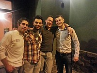 Foto Stop Hoe Band - Cena Stagione 2014 StopHoeBand_2014_033