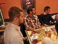 Foto Stop Hoe Band - Cena Stagione 2014 StopHoeBand_2014_037