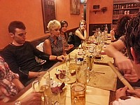 Foto Stop Hoe Band - Cena Stagione 2014 StopHoeBand_2014_038