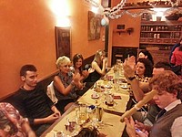 Foto Stop Hoe Band - Cena Stagione 2014 StopHoeBand_2014_041