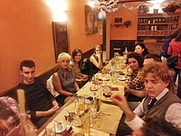 Foto Stop Hoe Band - Cena Stagione 2014 StopHoeBand_2014_042