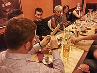 Foto Stop Hoe Band - Cena Stagione 2014 StopHoeBand_2014_043