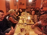 Foto Stop Hoe Band - Cena Stagione 2014 StopHoeBand_2014_052