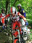 Foto Trial Masters Beta 2007 Tarsogno Masters Beta Trial 2007 006