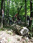 Foto Trial Masters Beta 2007 Tarsogno Masters Beta Trial 2007 010