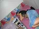 Foto Vacanza Misano 2005 Vacanza Misano 2005 095 dormiente
