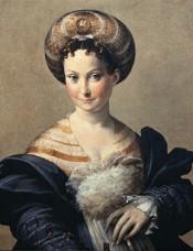 Il Parmigianino - La schiava turca